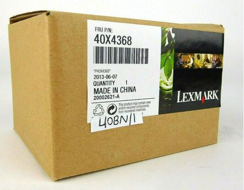 sensor paso de papel lexmark t65x 40x4368-oem original