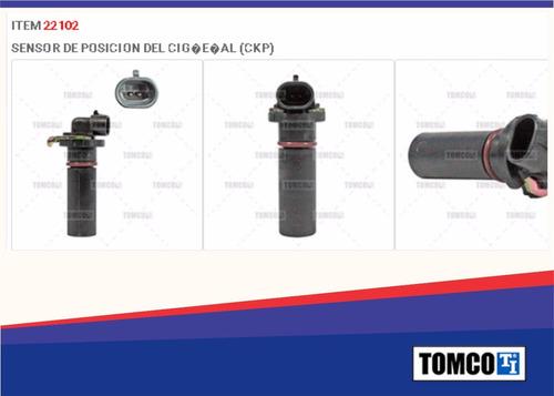 sensor posicion cigüeñal ckp chevro cavalier 2.8l 3.1l 90-94