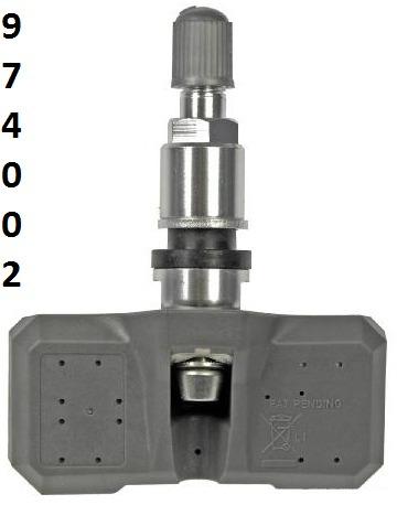 sensor presion de llanta dodge viper 2003 - 2010 nuevo!!!