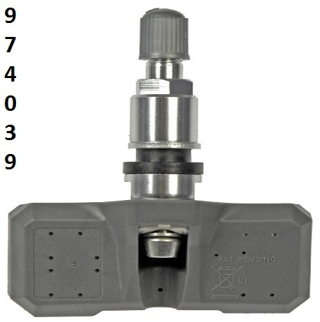 sensor presion de llanta mazda mx5 / mx-5 miata 2006 - 2012