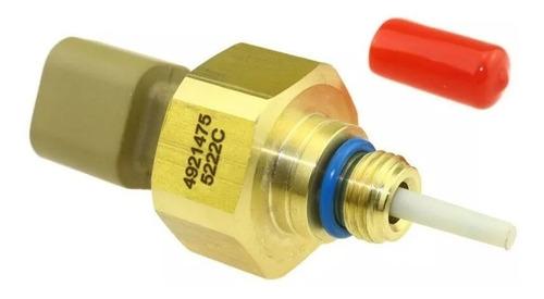 sensor presión temperatura de aceite. aplicación: ism.