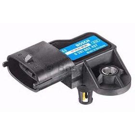 Sensor Pressão Temperatura Map Bosch 0281002437 Frete Grátis