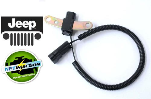 sensor rotação cherokee 2.5 4.0 grand cheroke laredo 4638128