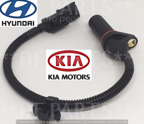 sensor rotação kia soul cerato hyundai veloster 1.6 16v