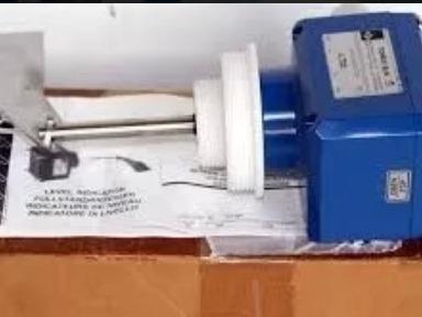 sensor rotativo de nivel para silos y tolvas