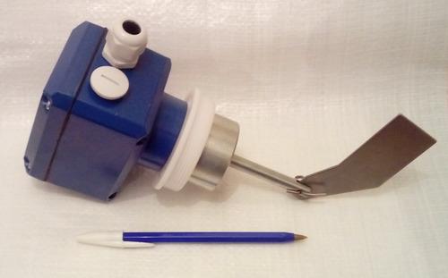 sensor sólidos(trigo granos)paleta rotativa 24 vac pesado