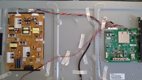sensor, teclado, flet tv aoc le39d3330