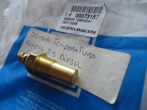 sensor temperatura blazer 2.5 diesel original 00073157