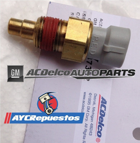 sensor temperatura refrigerante cheyenne c3500 gm 25037332