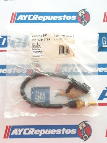 sensor temperatura refrigerante trailblazer original