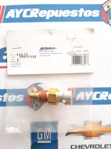 sensor temperatura silverado cheyenne 3500 original 25037332