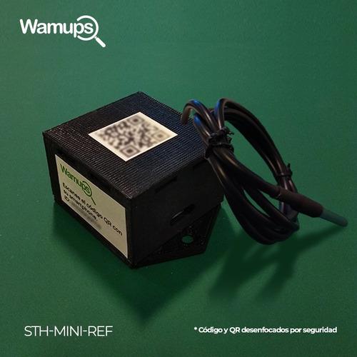 sensor termometro temperatura freezer wifi c/sonda
