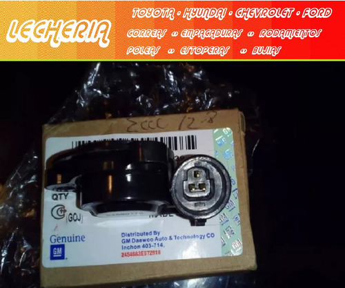 sensor tps aveo optra corsa spark blazer original gm94580175