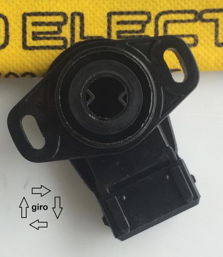 sensor tps mitsubishi lancer ck4 1.6 - ck5 1.8 signo 3 pines