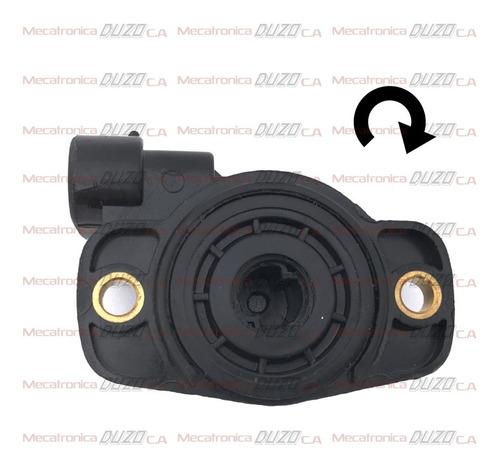 sensor tps renault  palio 1.6 y 1.3 y peugeot giro derecho ,