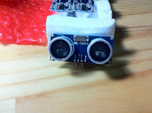 sensor ultrasonico hc-sr04 para arduino