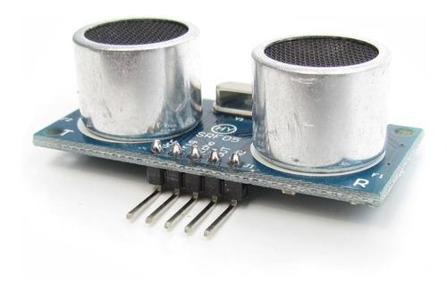 sensor ultrassônico de distância hy-srf05 ultrasom srf 05