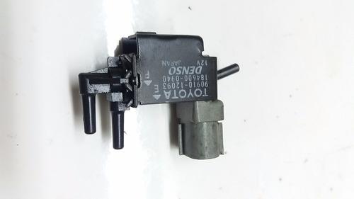 sensor válvula vácuo ar  toyota hilux 2014    9091012093