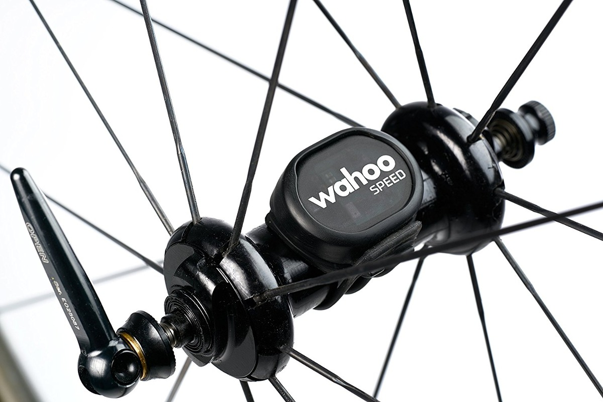 Wahoo RPM Sensor for iPhone Android and Bike Computers