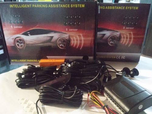 sensores de estacionamiento 8 unidades!!