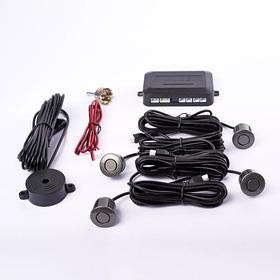 Sensores De Estacionamiento Gris Oscuros Instalados