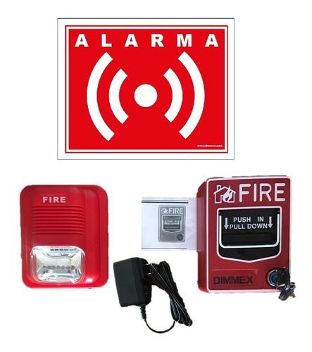sensores de humo, estaciones manuales y paneles x mayor