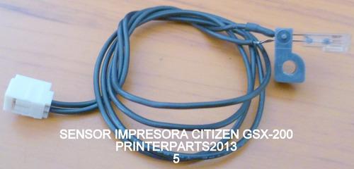 sensores para impresora citizen gsx-200