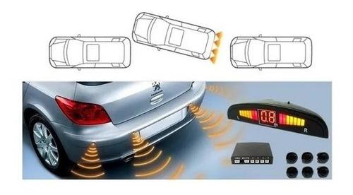 sensores retroceso auto