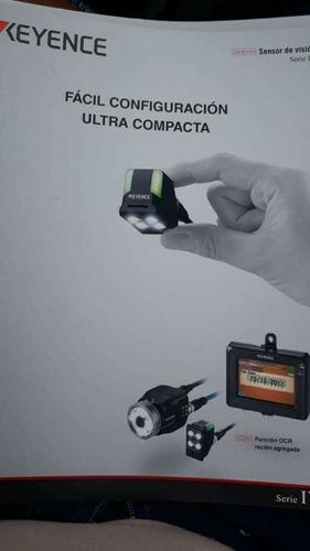 sensores y medición visión microscopios  equipo de marcado