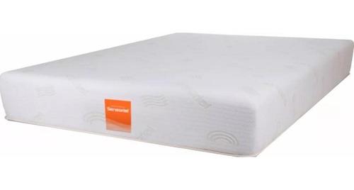 sensorial fit-memory colchon 2½ plazas 190x140x23 cm.