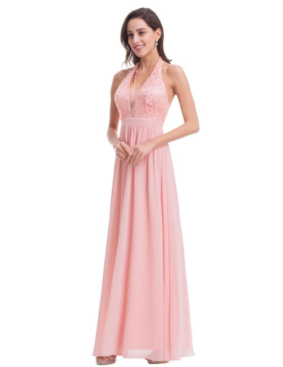 Sensual Vestido Escote Espalda Baja Importado Moda Pasion - $ 3.799 ...