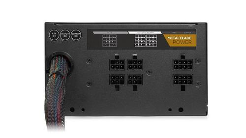 sentey 850w mbp850-hm 80 plus bronze blade fuente pc gamer
