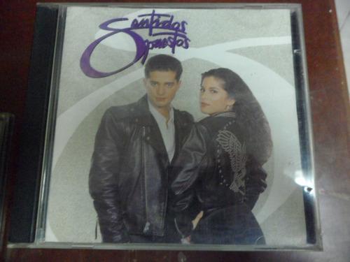 sentidos opuestos cd historias de amor