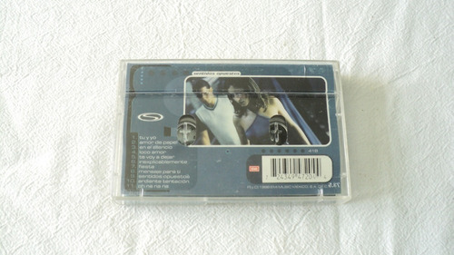 sentidos opuestos viento a favor cassette 1998 emi mexico