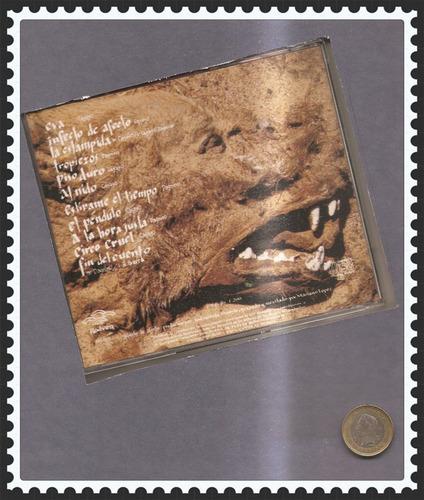 sentimiento muerto  - cd original - un tesoro musical