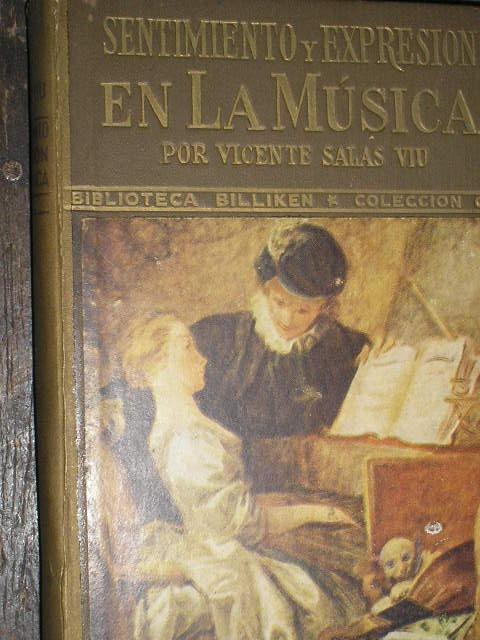 sentimiento y expresion en la musica