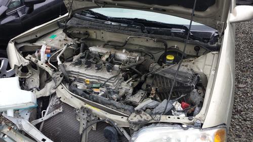sentra 00-06 1.8 auto partes repuestos refacciones yonke