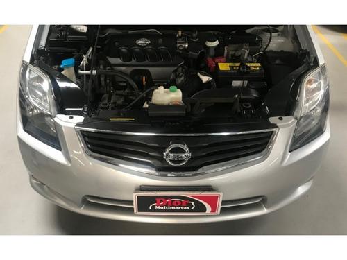 sentra 2.0 s 16v flex 4p automático 95000km