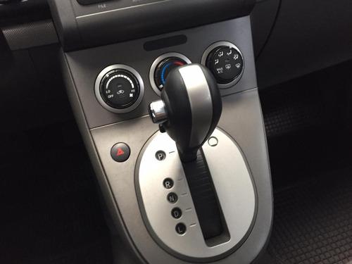 sentra 2.0 s 16v flex 4p automatico - muito conservado !!!