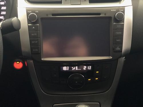 sentra 2.0 sv 16v flex 4p automático