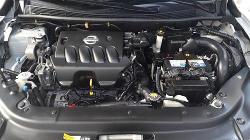 sentra 2.0 sv flex 4p automático 2013/2014