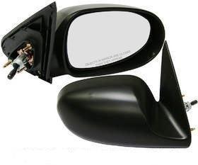 sentra 2000 -  2006 espejo derecho manual mecanico nuevo!!!!