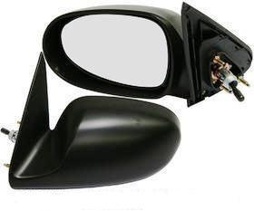 sentra 2000 -  2006 espejo izquierdo manual mecanico nuevo!!