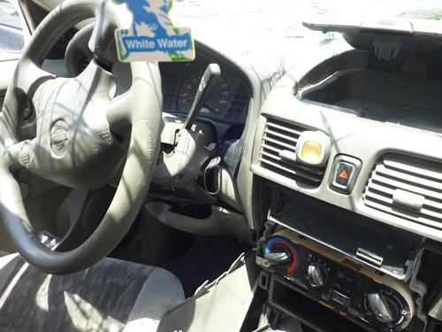 sentra 2001 accidentado motor 1.8,standar  partes