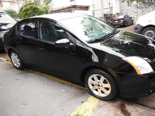 sentra 2008 s 2.0+completo+carro muito bonito pelo ano!!