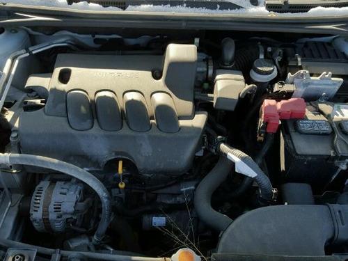 sentra 2010 en partes motor,transmision y muchas piezas mas