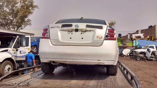 sentra 2011 por partes electrico con aire 4p. custom 2.0l