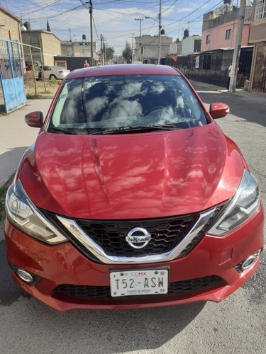sentra 2017 advance estandar