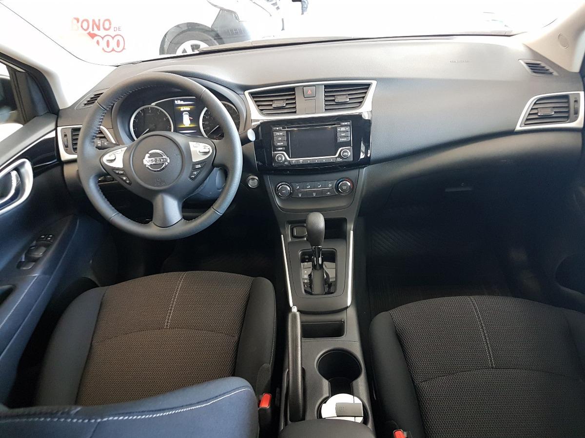 Nissan Versa 2018 >> Sentra Advance Cvt 2018 Camara De Reversa Precio Especial - $ 282,600 en Mercado Libre