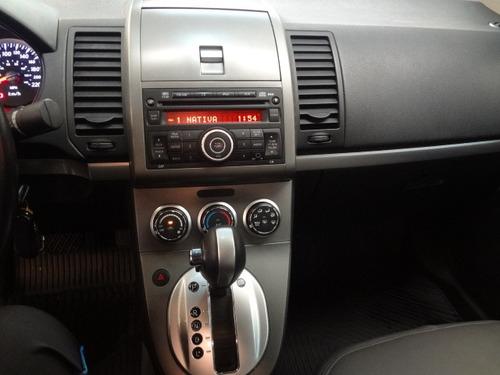 sentra s 2.0 4p flex automático 2011